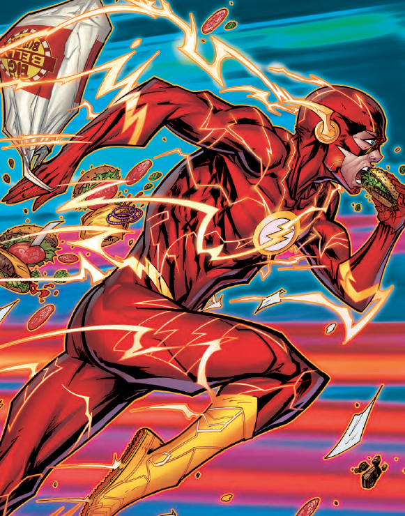 The Flash #53 Review