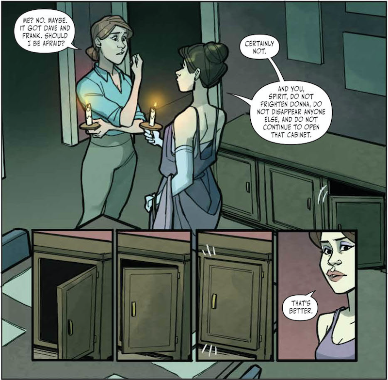 Thrilling Adventure Hour #2 review: Upping the spooky ante