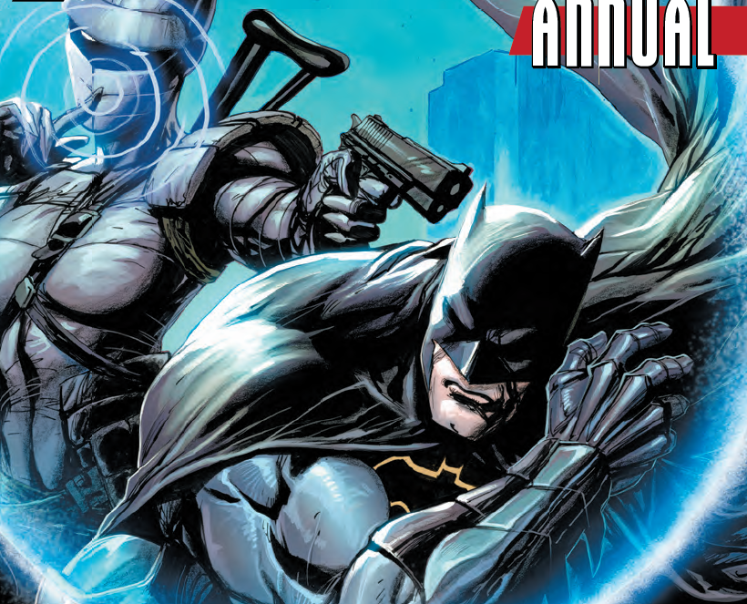 Silencer Annual #1 Review