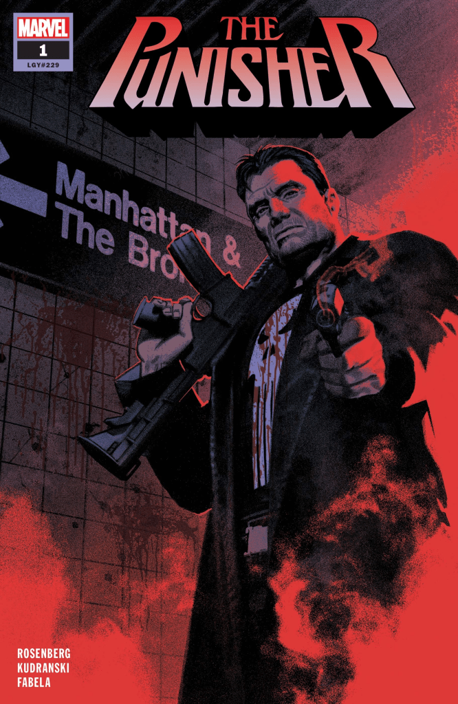 The Punisher #1 review: Blending the old with the new for a fantastic start