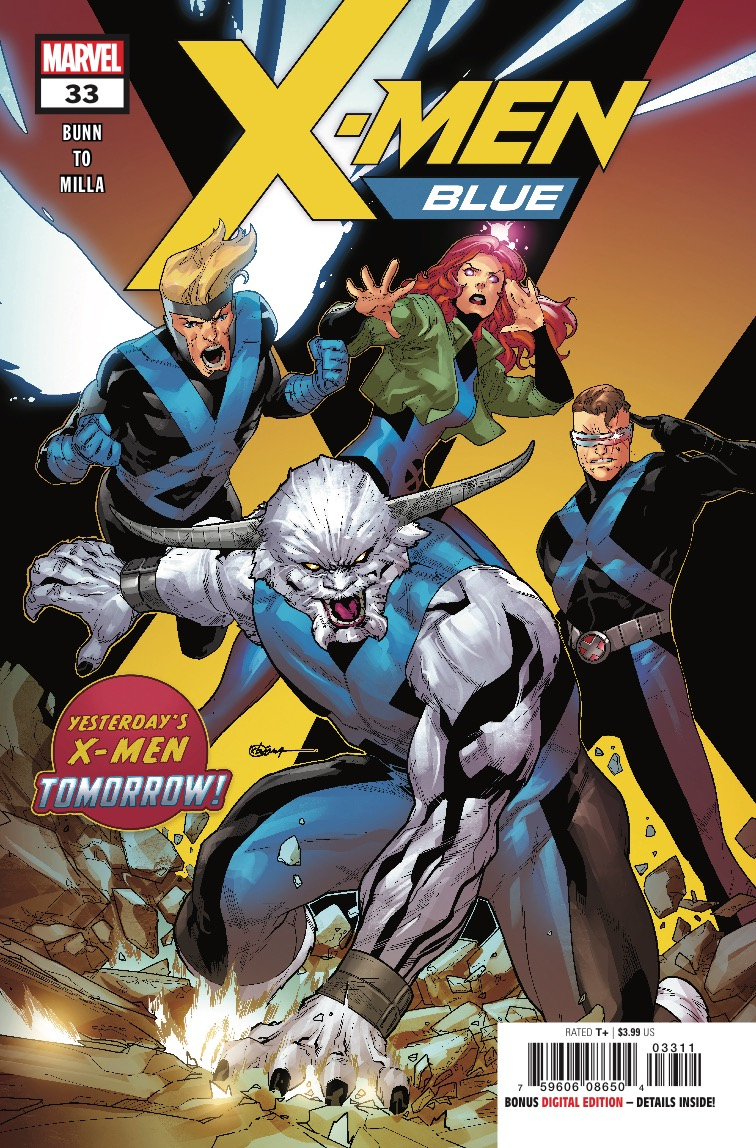 X-Men Blue #33 review
