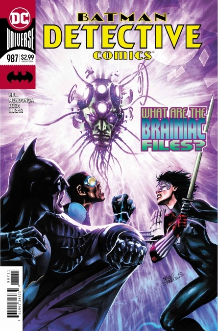 Detective Comics #987 Review