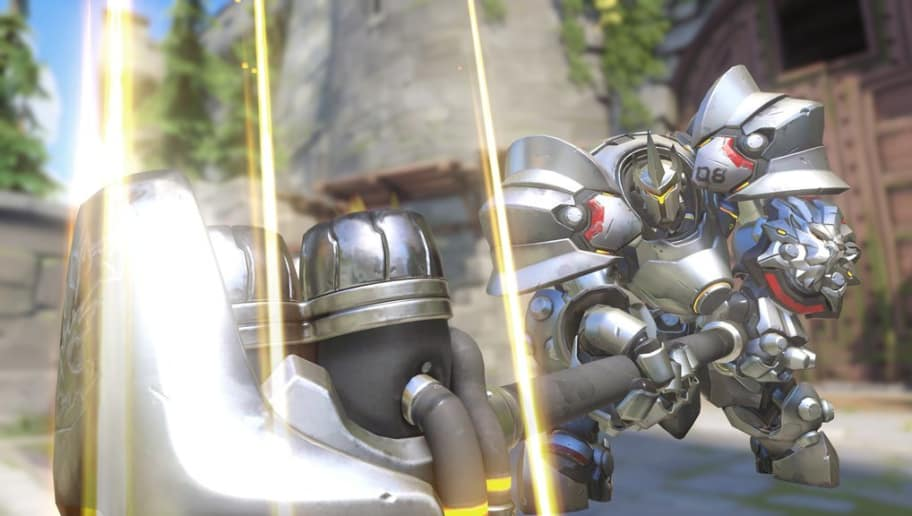 Reinhardt's ultimate ability Earthshatter given complete overhaul on Overwatch PTR