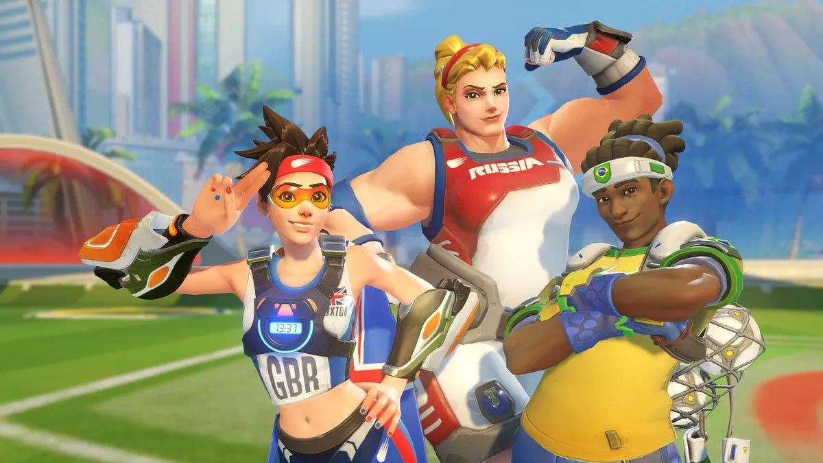 Overwatch Summer Games returning next week with a new map for Lúcioball