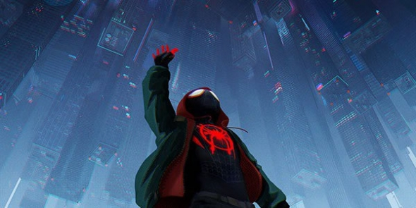New Spider-Man costumes revealed in new 'Spider-Man: Into the Spider-Verse' photo