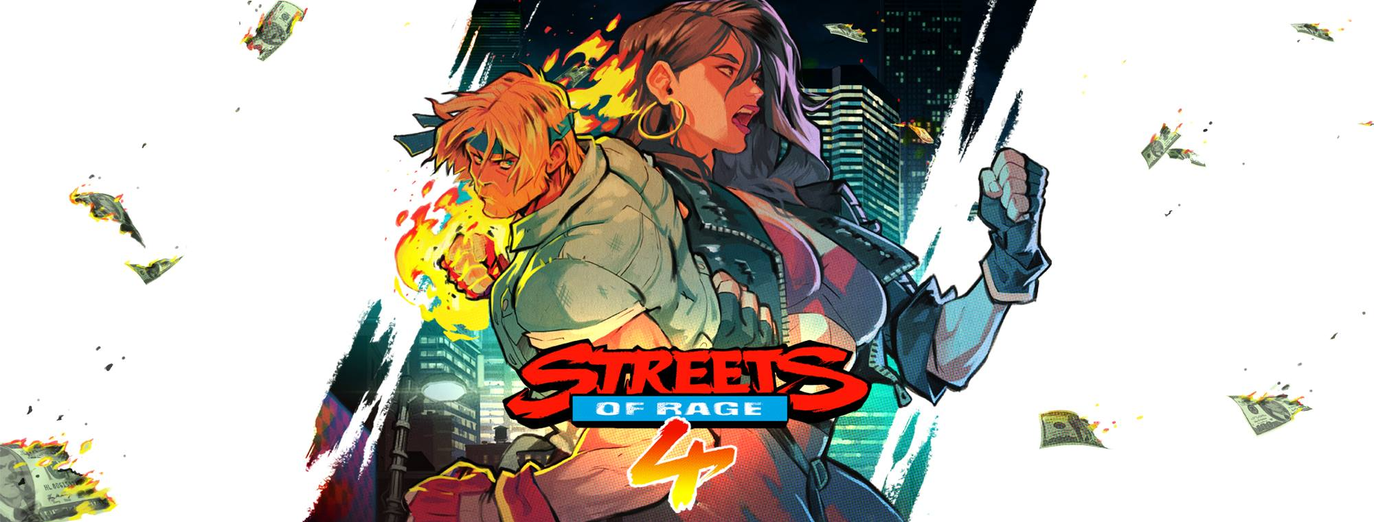 Watch: 'Streets of Rage 4' reveal trailer