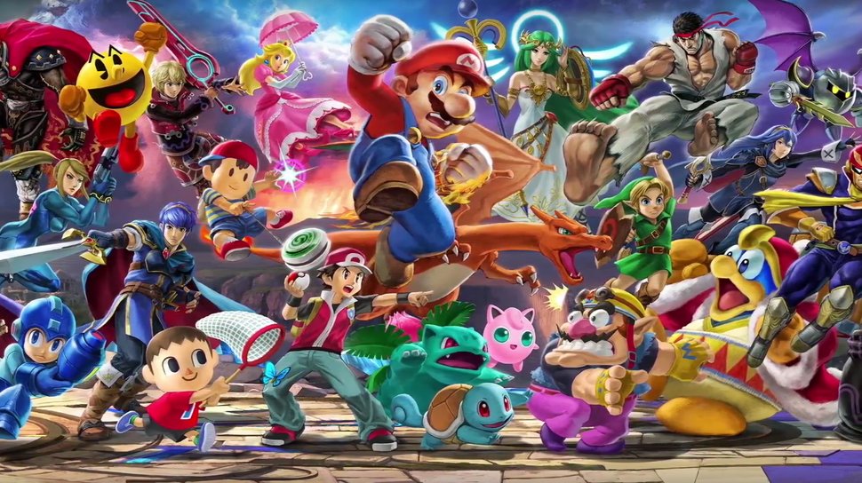 Castlevania's Simon and Richter Belmont join 'Super Smash Bros. Ultimate' roster, and more from today's Nintendo Direct