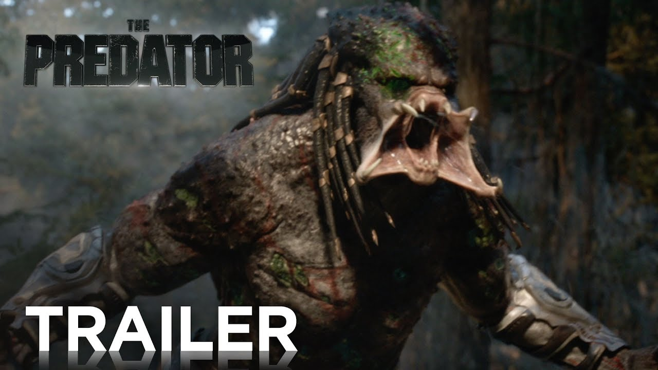 'The Predator' final trailer features Predator dogs, a better look at the hunter's thermal vision and plenty of gore