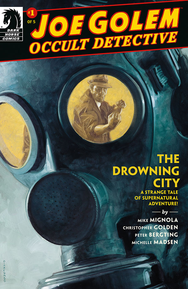 Weird pulpy fun abounds in this dark and moody re-introduction to Mignola's favorite non-Hellboy detective.
