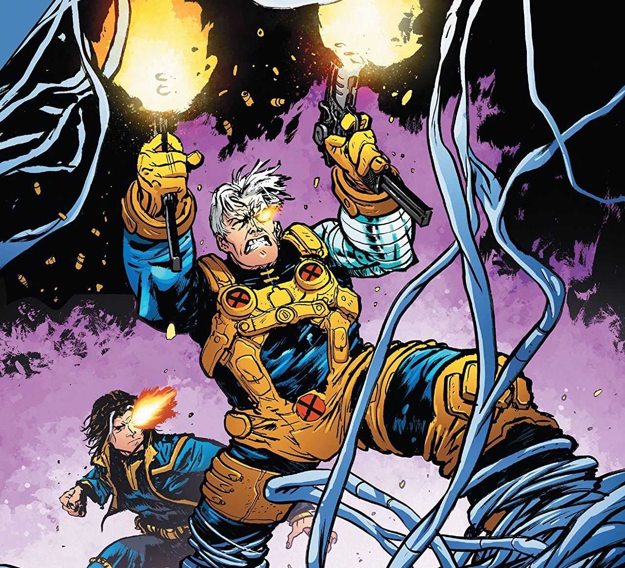 'Cable: Past Fears' Vol. 3 review: Get a slice of each of Cable's lives
