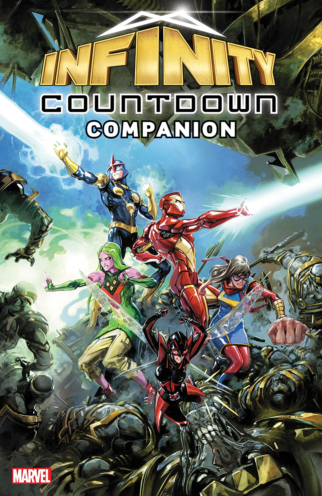 Infinity Countdown Companion Review