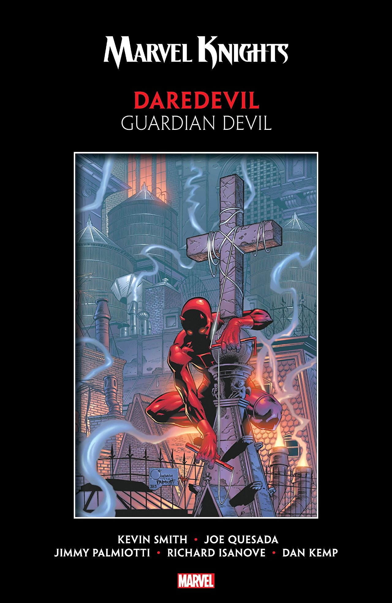 'Marvel Knights Daredevil by Smith & Quesada: Guardian Devil' review: Mature and memorable