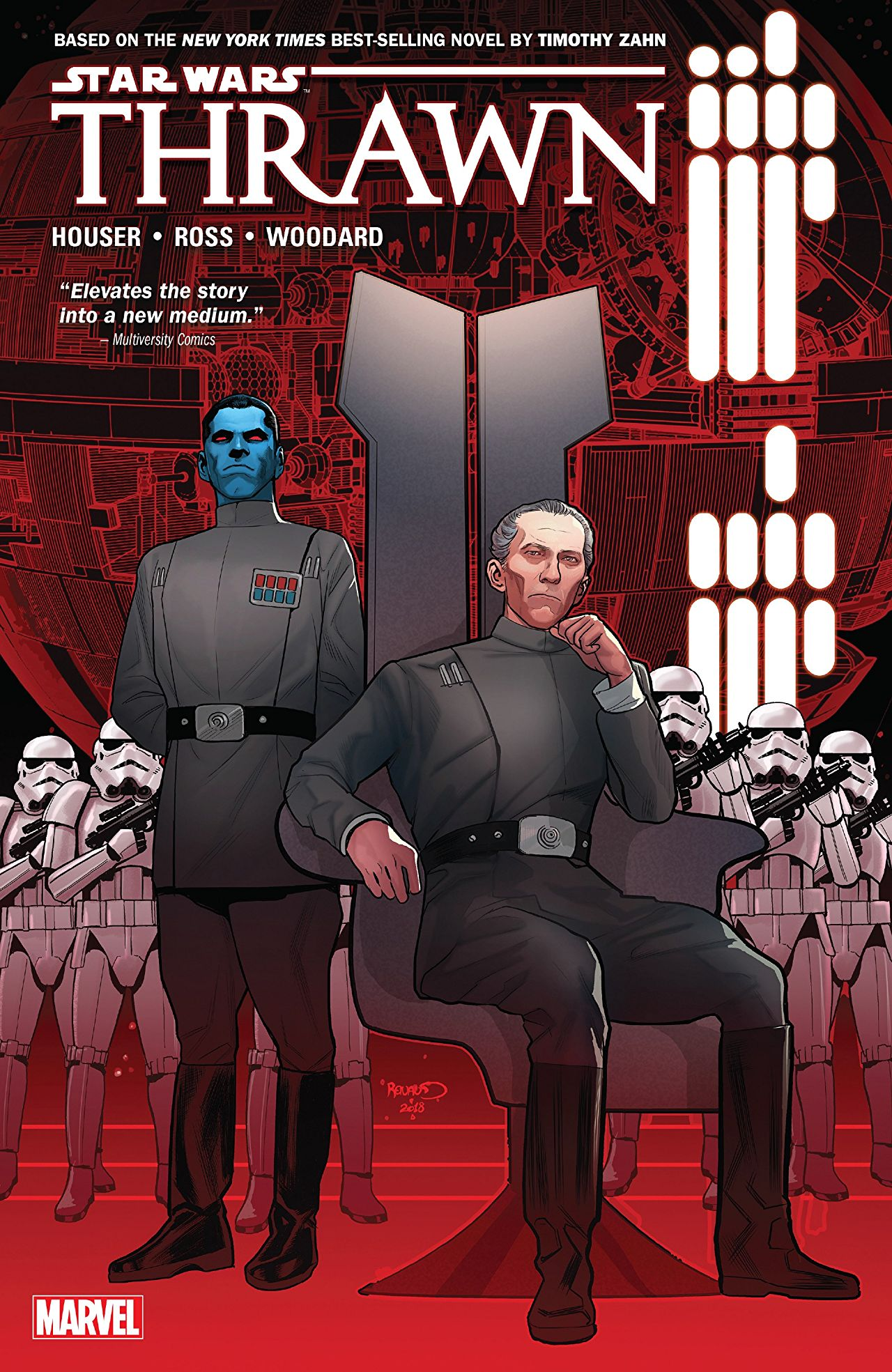 'Star Wars: Thrawn' graphic novel review