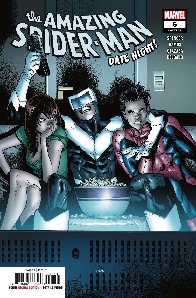 Marvel Preview: Amazing Spider-Man #6