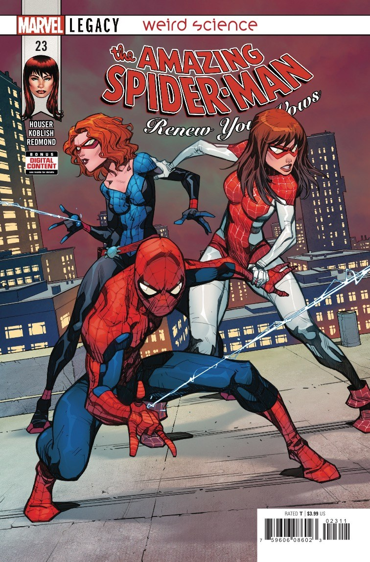 Amazing Spider-Man: Renew Your Vows #23 Review
