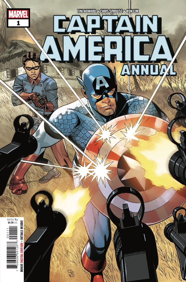 Marvel Preview: Captain America (2018) Annual #1