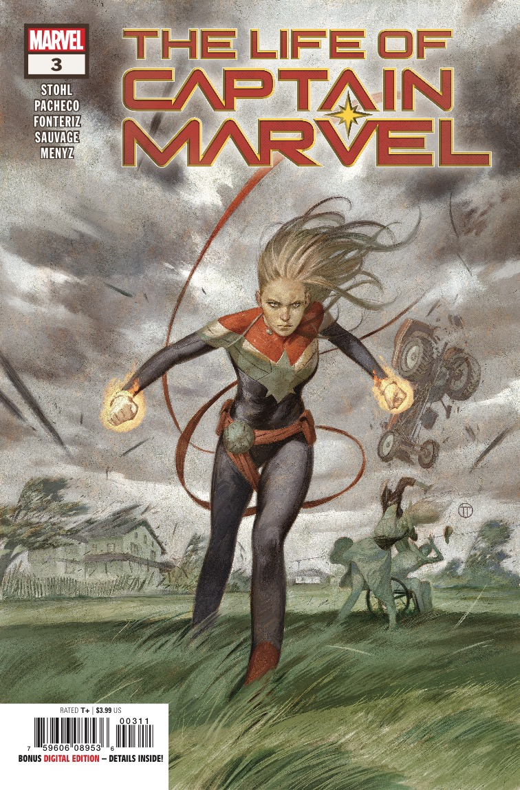 Marvel Preview: The Life of Captain Marvel #3