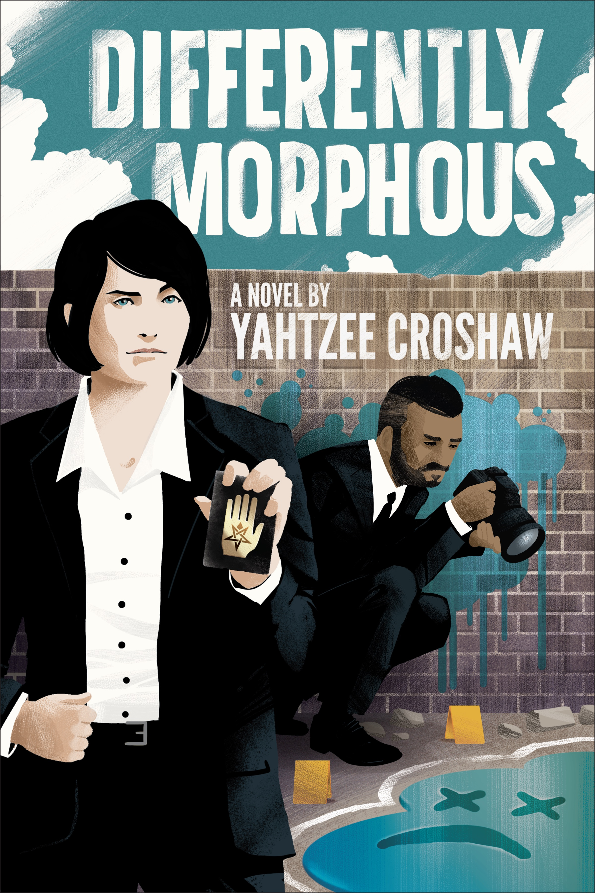 [EXCLUSIVE] Dark Horse announces absurd tale 'Differently Morphous' from Yahtzee Croshaw