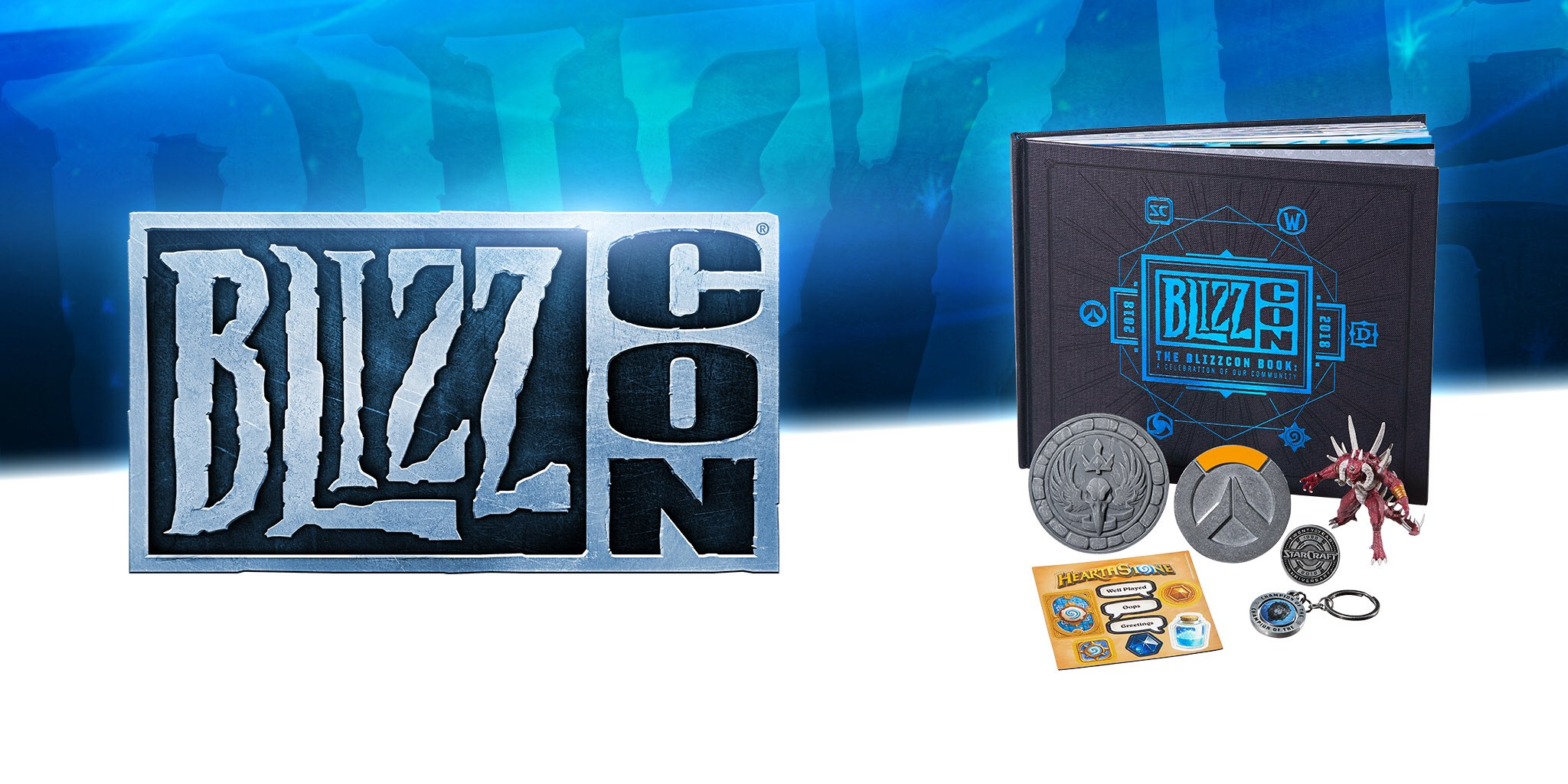 Blizzcon 2018 goody bags are available for order now -- here's what's inside