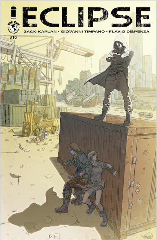 Eclipse #10 Review