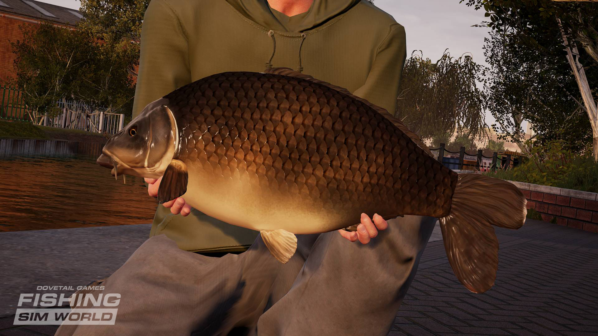 Fishing Sim Worldfrom Dovetail Games is probably the best fishing simulation ever.