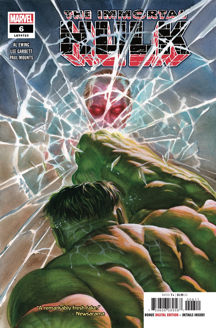 The Immortal Hulk #6 Review