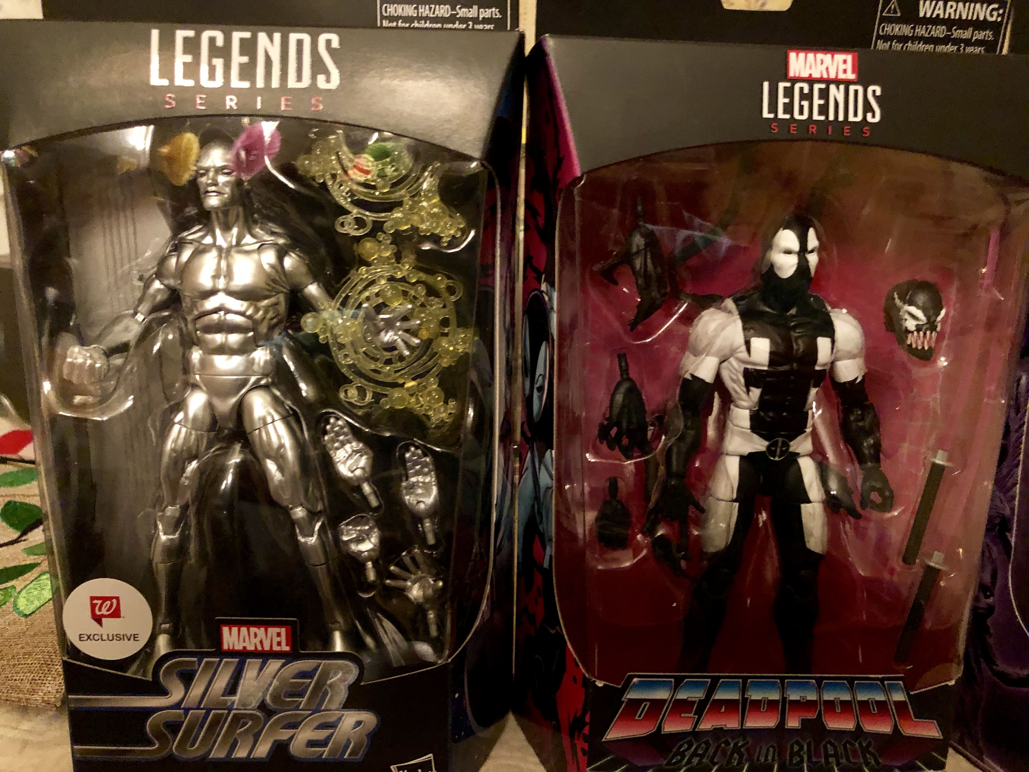 Marvel characters we would like to see become a Marvel Legend action figure