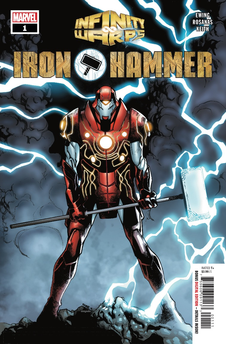 Infinity Wars: Iron Hammer #1 Review