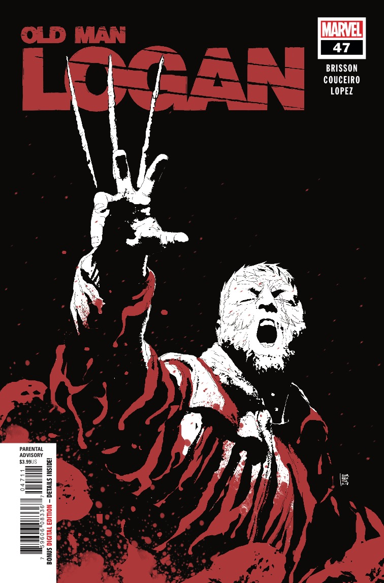 Marvel Preview: Old Man Logan #47