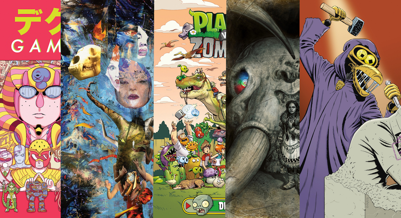 [EXCLUSIVE] Dark Horse December 2018 solicitations: American Gods, Mystery Science 3000, and more!
