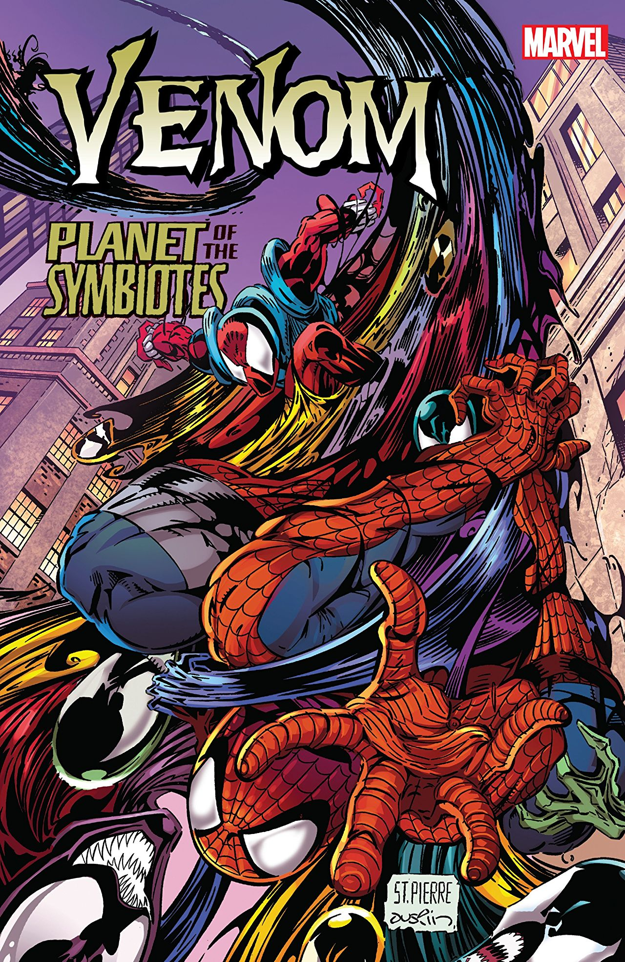 'Venom: Planet of the Symbiotes' Review: Both Familiar and Strange