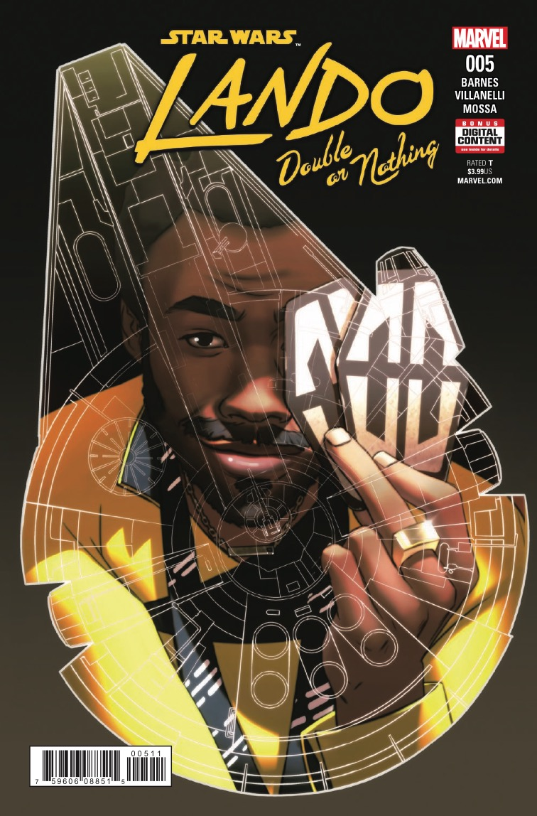 Marvel Preview: Star Wars: Lando: Double or Nothing #5