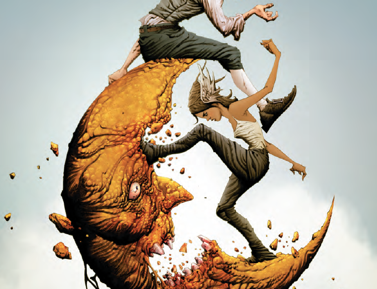 The Dreaming #1 Review