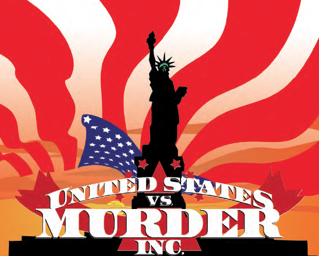 United States vs. Murder Inc #1 Review
