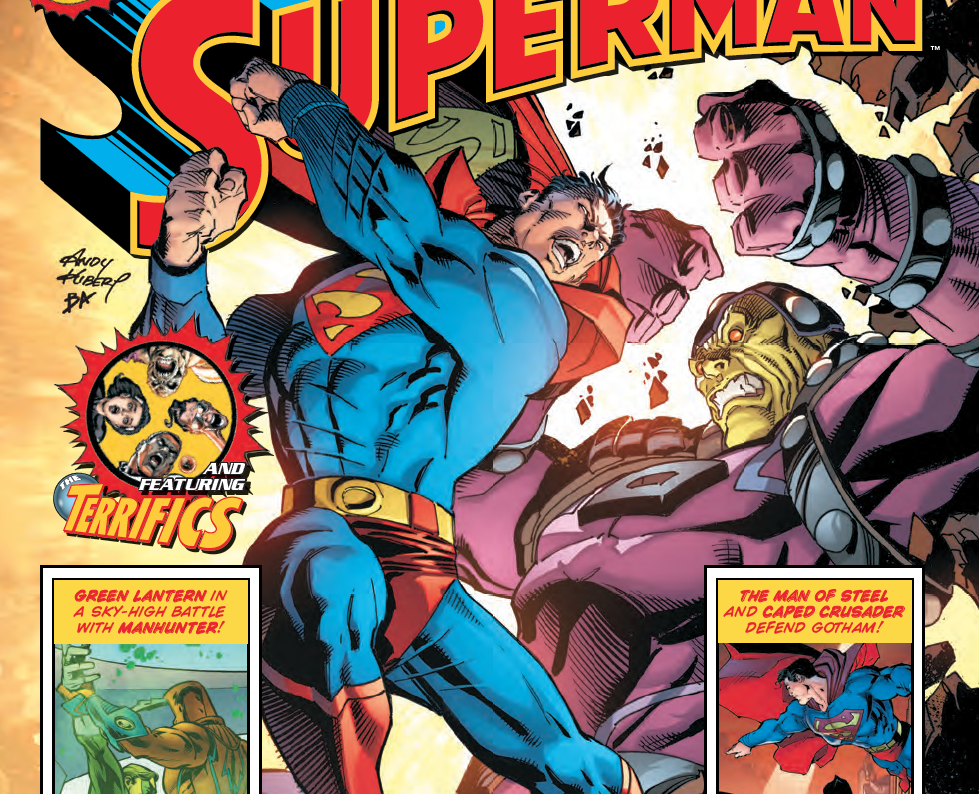 Tom King and Adam Kubert knock their first Superman story out of the park.