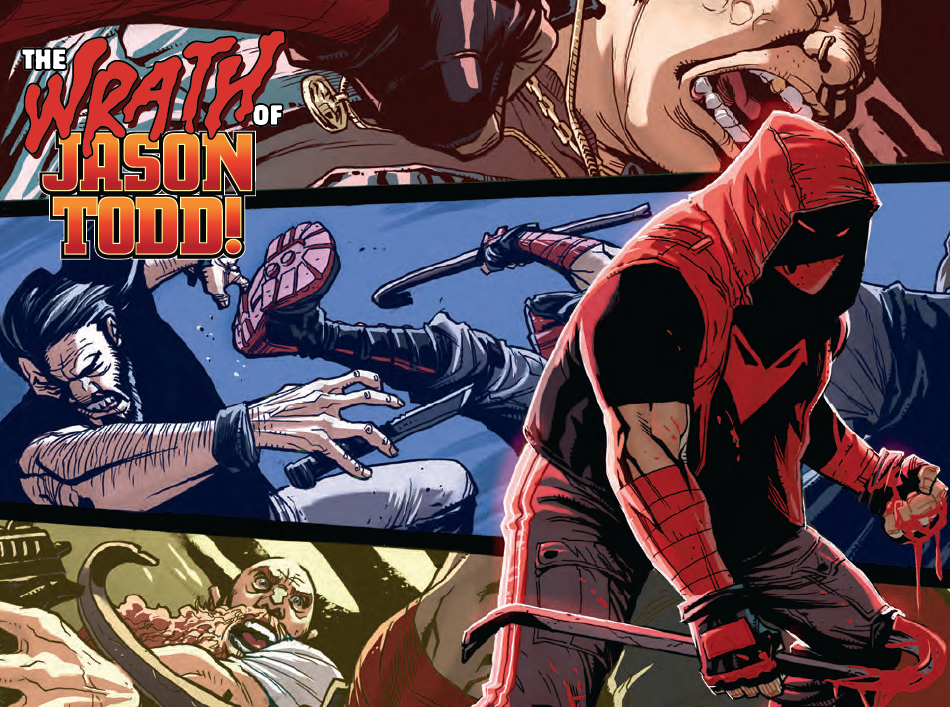 Red Hood and the Outlaws #26 review: An entertaining and bold new direction