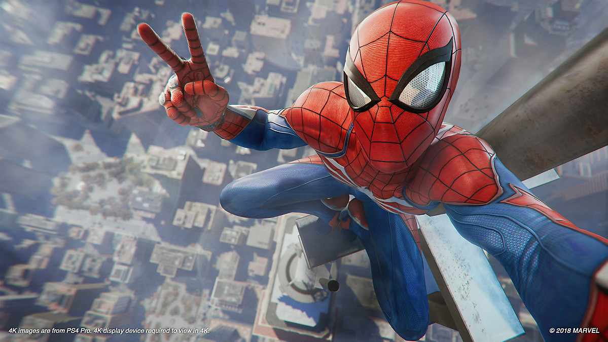 Sorry Xbox and Nintendo players- Spider-Man isn't going multi-platform anytime soon.