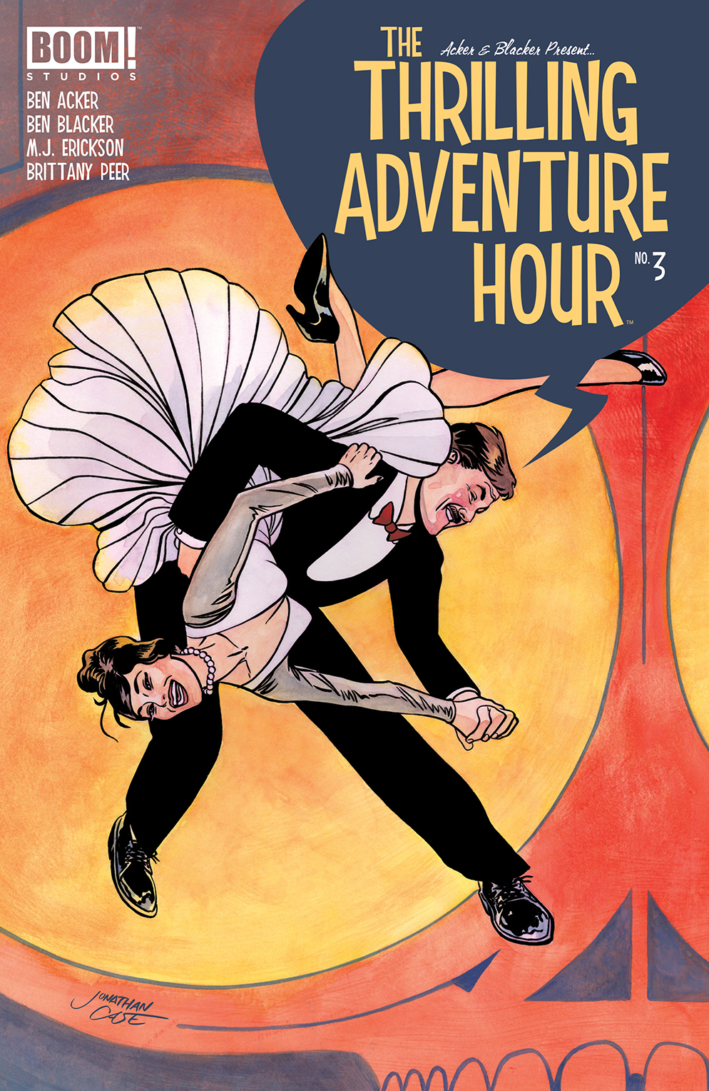 'Thrilling Adventure Hour #3' review: Hinting at big revelations in the lead up to the finale