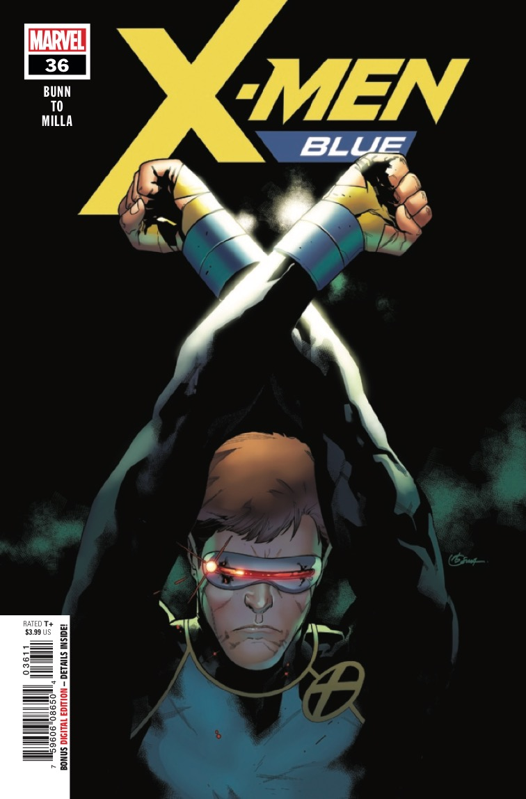 Marvel Preview: X-Men Blue #36