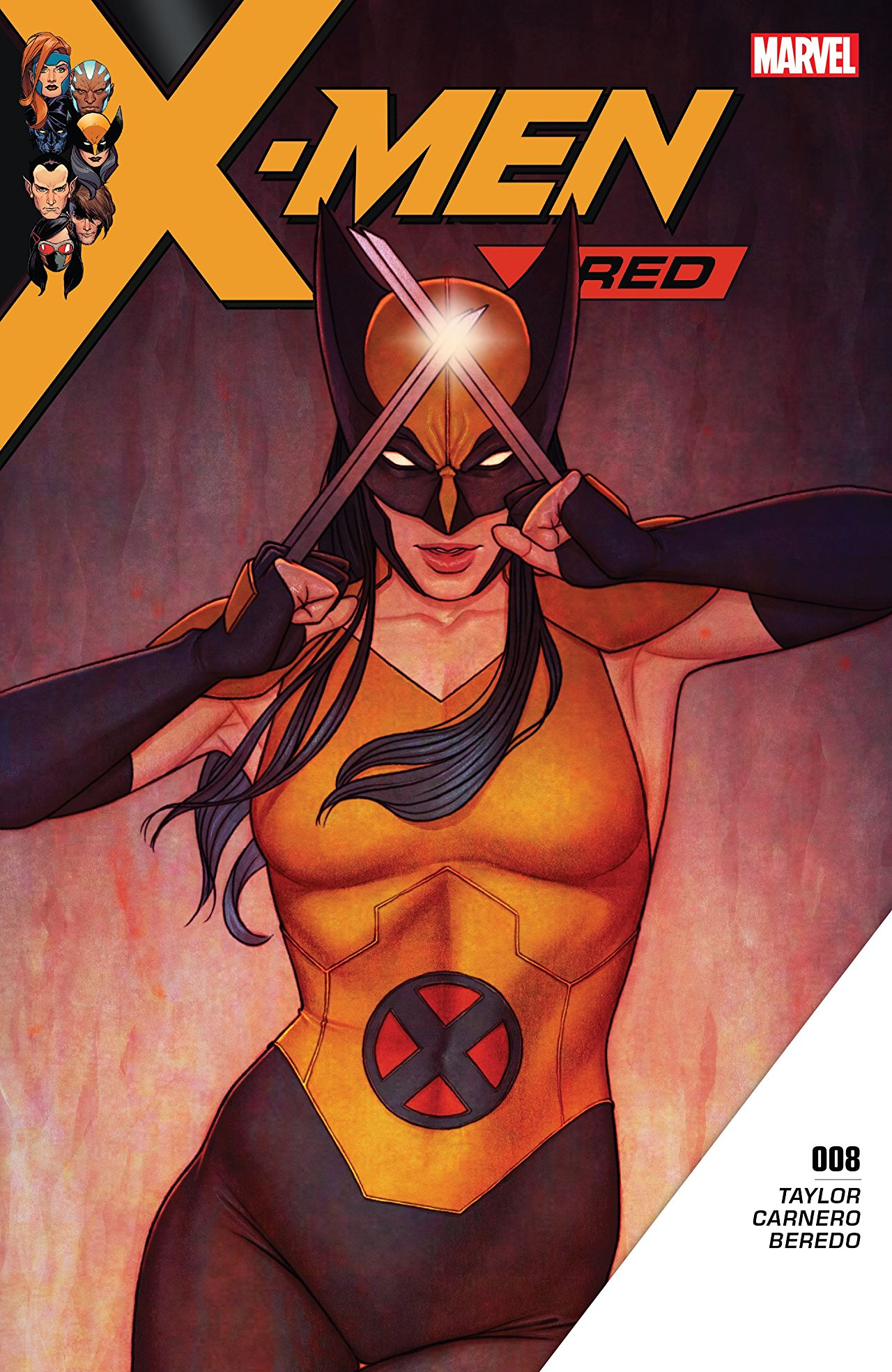 X-Men Red #8 review: Falling short of its potential