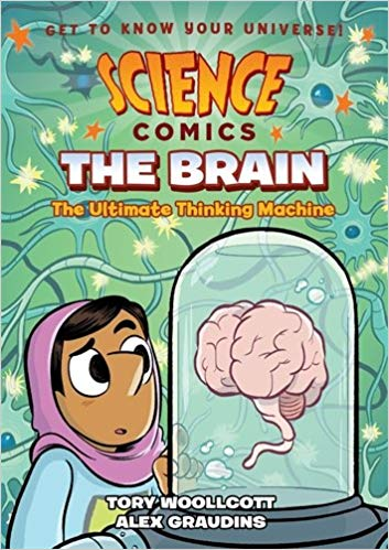 'Science Comics:  The Brain' review