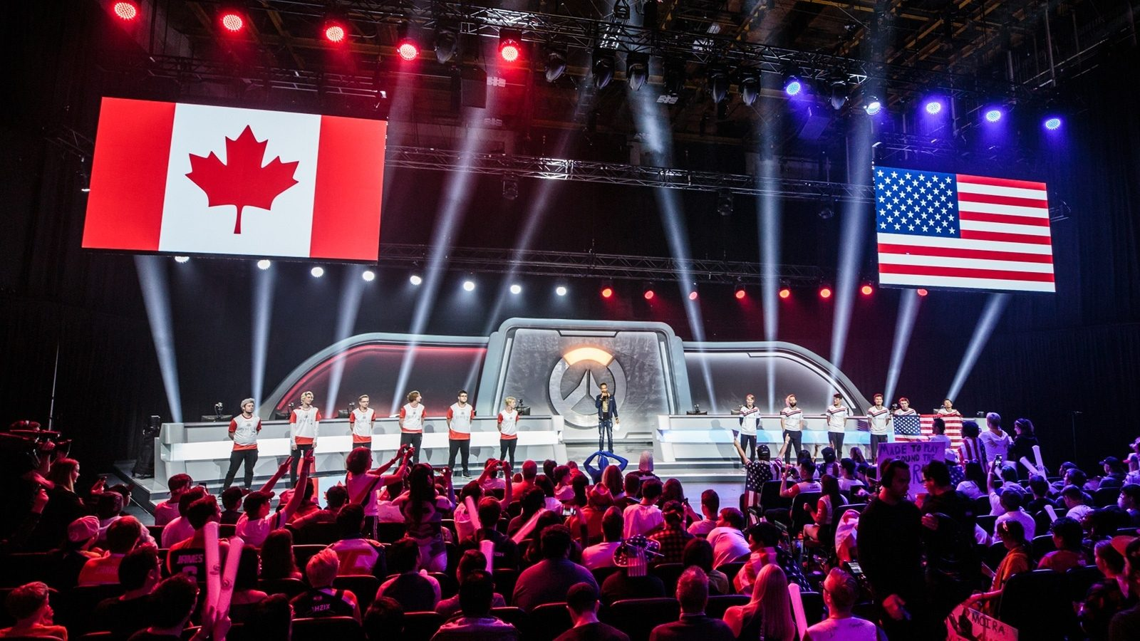 Team USA and Canada dominate at qualifiers to secure playoff spots at BlizzCon
