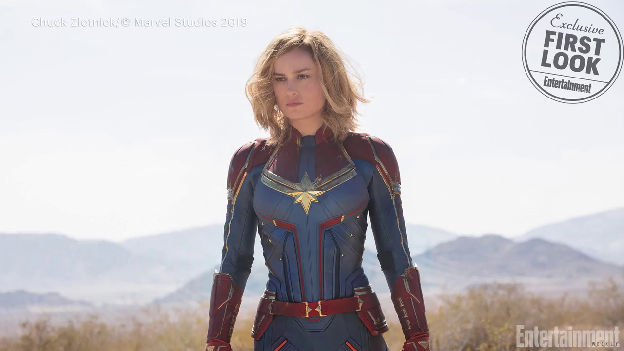 New plot details (and first Skrull images!) further solidify 'Captain Marvel' as a movie that should defy expectations in more ways than one