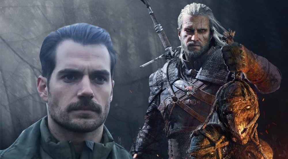 Henry Cavill cast as Geralt in Netflix 'The Witcher' series