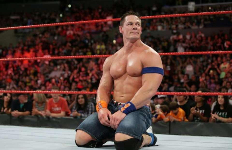 John Cena debuts new move at house show and it's the Doomiest