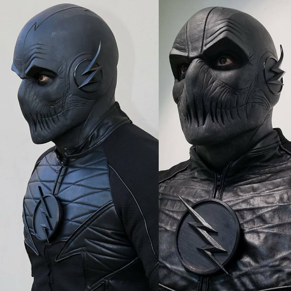 Flash: Professor Zoom cosplay by ZoomCw Copslay