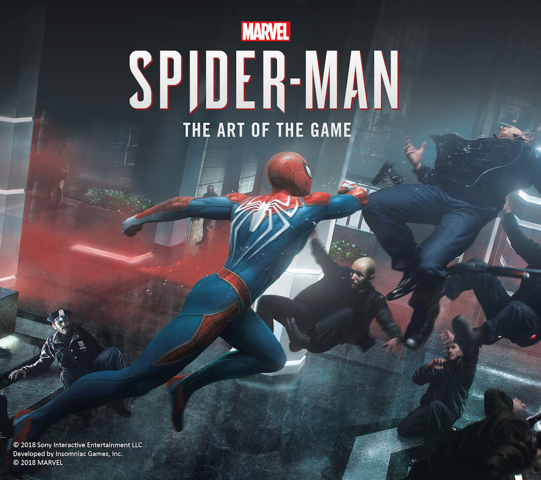 Marvel's Spider-Man: The Art of the Game Review
