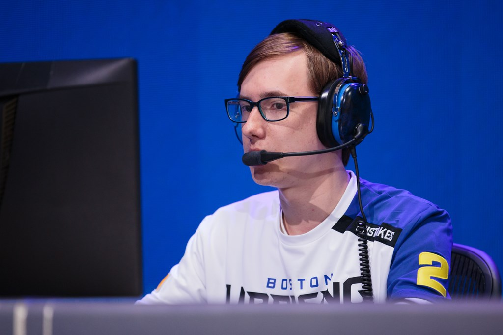 Overwatch League: Boston Uprising announce the release of DPS player Mistakes