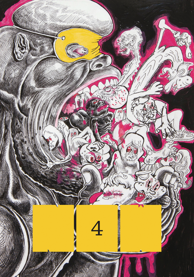 NOW #4 review: A comic turducken (but with great stories and no poultry)