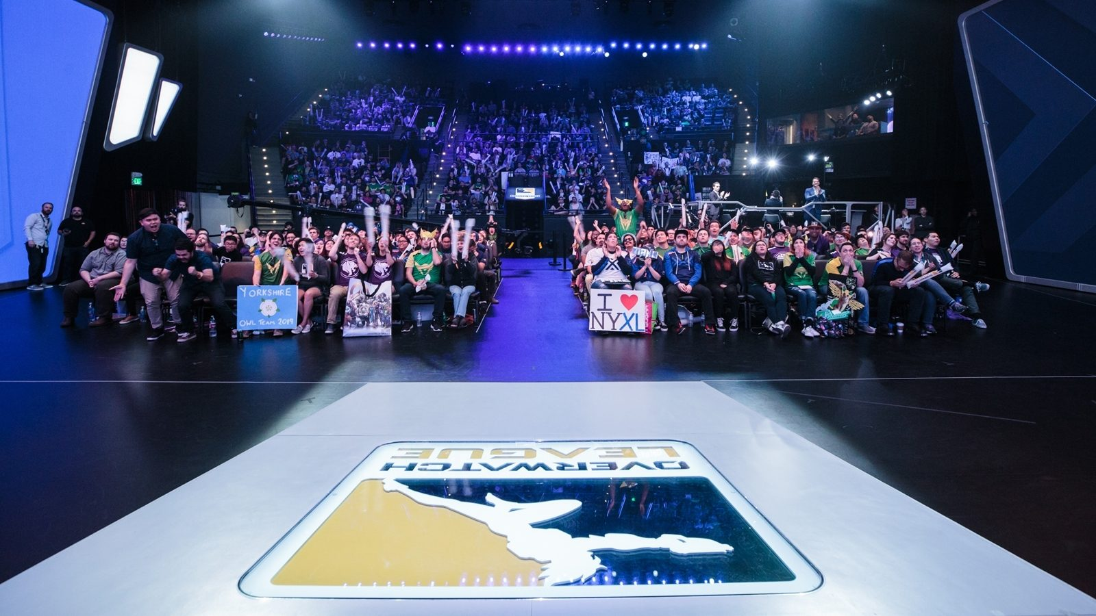 Overwatch League reportedly adding expansion teams in Chengdu and Vancouver